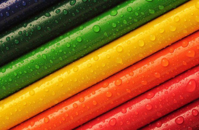 colores de suerte